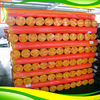 High quality orange color pe tarpaulin in roll