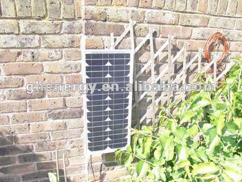 led solar panel solar powered light esl-10