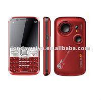2014 Cheapest Tv Celular Q5 Big Speaker Qwerty Keyboard Quad Band 2 Sim Tv Mobile Phone Q5