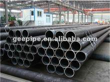 API Welded Black MS steel pipe