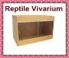 Good quality MDF Reptile vivarium