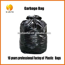 Recycle material plastic garbage bag with logo
