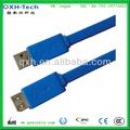 Nua cabo USB de cobre nua plana cabo USB de cobre