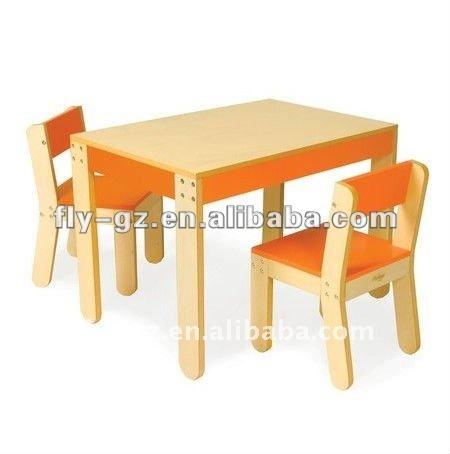 Modelos de mesas en madera para ni os imagui - Mesas madera ninos ...