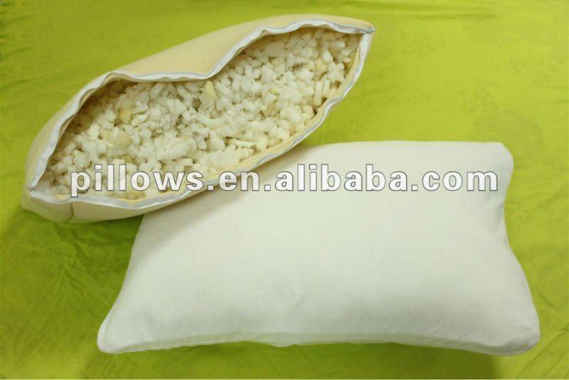 Shreded Memory PU Foam, Rolled Packing Memory Foam Pillow