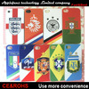 2014 World Cup Brazil for iphone 4 ,4s,5g,5s case for samsung S3 S4 Note3