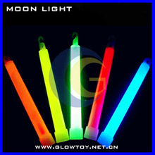 promotion and popular 6 inch glowing stick used in concert