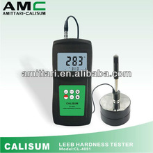 Steel hardness tester Metal hardness meter with D impact device CL-4051