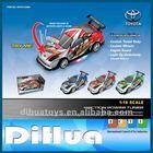 1:18 Plastic Friction TOYOTA Toy Car Model