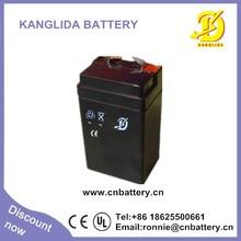 solar panel 4v 2ah sealed lead acid battery