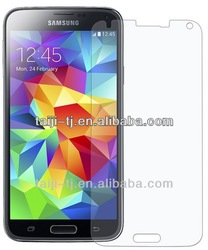 Patented anti-blue light & anti-UV crystal clear & anti-fingerprint screen protector for Samsung galaxy S5