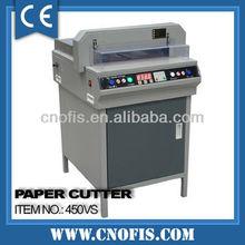 Electric paper cutter 450vs