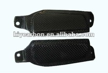 Carbon fiber parts for Yamaha R6 motorcycles