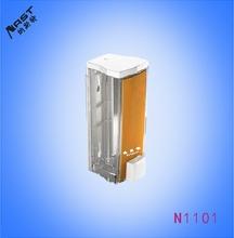 ABS Plastic Decorative Liquid Soap Dispensers Orange