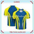 100% sublimada de poliéster de rugby sj5003 uniformes