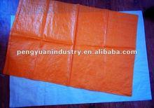 25kg-50kg virgin material pp woven bag packing for rice, flour, sugar, fertilizer, sand, cement