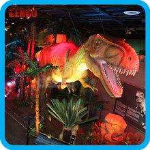 2013 Jurassic Metal Dinosaur Model for sale