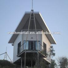 Light steel house