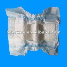 sanitary diaper disposal