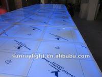30ch dmx led dance floor for sale acrylic cover board