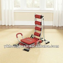2012 new design AB sports fitness with Twist seat
