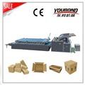 Caliente la venta semi- automatico de doble- propósito laminador de cartón