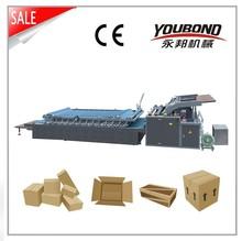 Hot sale Semi-Automatic Dual-Purpose Paperboard Laminator