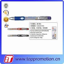 Popular remove refill gel ink pen