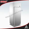 580l vertifcal açoinoxidável door deep freezer preço/tranquila freezer vertical/grandes congeladores