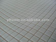 Chessboard Type PU Foam Mattress Pad/Topper