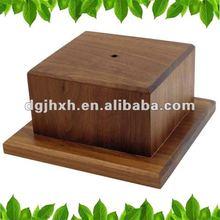 Customized Wooden Base