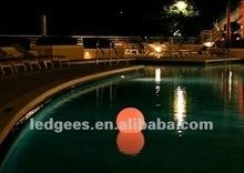 PE material Diameter 20,30,40,50,60cm swimming pool water walking ball