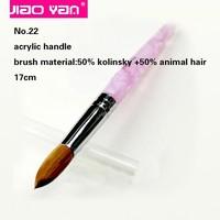 Wholesale nail art brush pure color/nail painting pen/nail polish brush #4301
