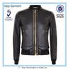 man wear fashion ppopular leather garment wholesale