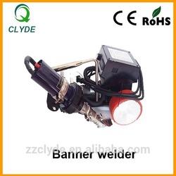 High plastic welding machine/pvc banner welder/pvc hot air welding machine