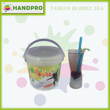 High Quality 1200g package Yoghurt Popball for Taiwan Bubble Tea drinks like Popping boba