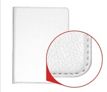 Leather cell phone case for iPad 5/AIR / Factory direct sublimation leather phone cases