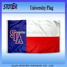 Texas State SFA flag