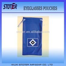 Eyeglass Soft microfiber cloth pouch /sunglass case