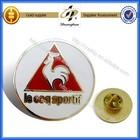 factory metal pin badge/badge pin/custom metal badge