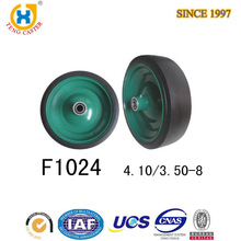 High Performance and Strong small 250mm Solid Pu Tire
