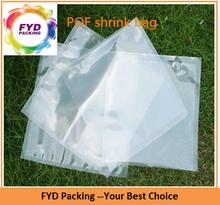 Plastic Shrink Packaging Bag / Printing Transparent Bag / POF Shrink Packing Bag