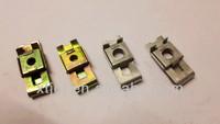 U clip fasteners 65Mn metal clip fasteners