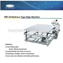 Wb-2a borda do colchão fita de máquina de costura