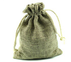 new style small gift linen bags 2013