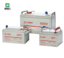FMJ series long life solar gel battery