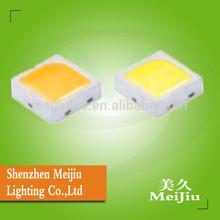 Super Bright Electronic Components 50 Lumens CRI 80Ra 0.5 Watt h4 samsung led 2323