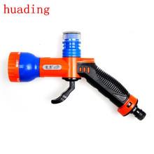 car washing water gun ,multifunctional froth washing gun for car washing , fast speed and long distance