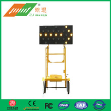 Mono-crystalline Solar Panel solar traffic arrow board