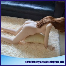 154 cm 2014 New Full Silicone Real Sex Doll Any Posture Available Skeleton Love Doll